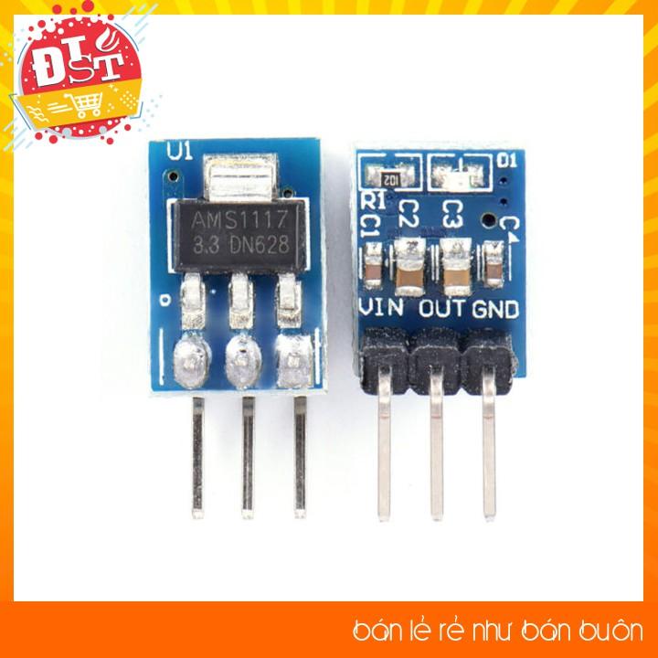 Module AMS1117 3V3 INPUT 4V5 - 7VDC
