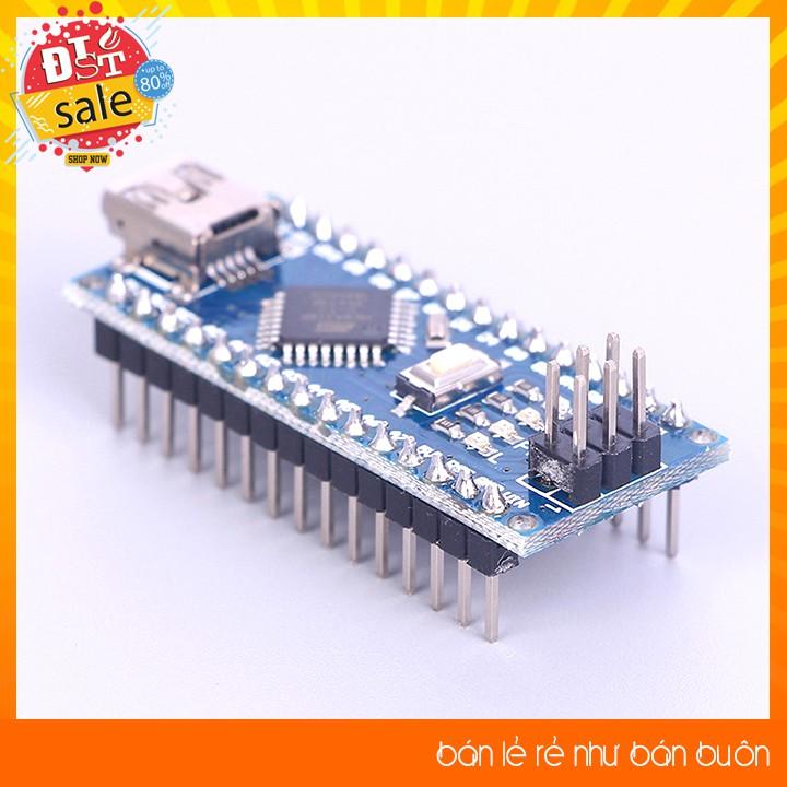 Module arduino NANO V3.0 Atmega328P CH340 (board phát triển)