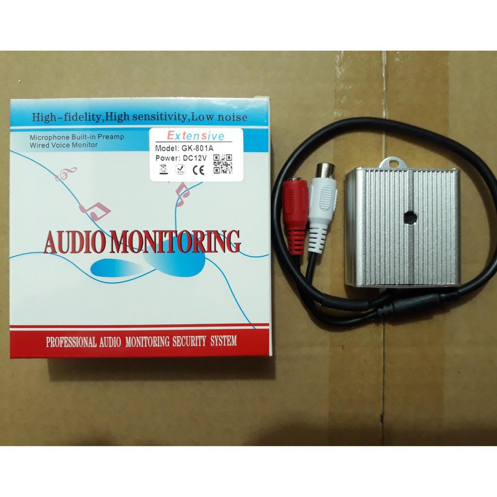 Mic thu âm GK-801A loại 1
