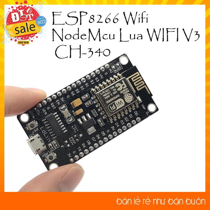 ESP8266 Wifi NodeMcu Lua WIFI V3 CH-340