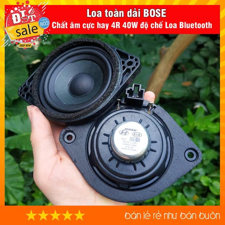 Loa toàn dải BOSE loa nhẹ, từ tính cao chất âm cực hay 4R 40W thích hợp độ chế Loa Bluetooth